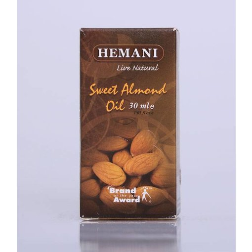 Hemani - süße Mandel Öl aus Marokko 30ml