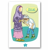 """""""Die Schatzsuche"""" Verhaltensregeln für kleine Muslime"""