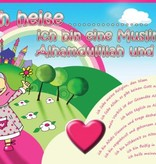 "Poster XL ""Alhamdulillah Muslima"""
