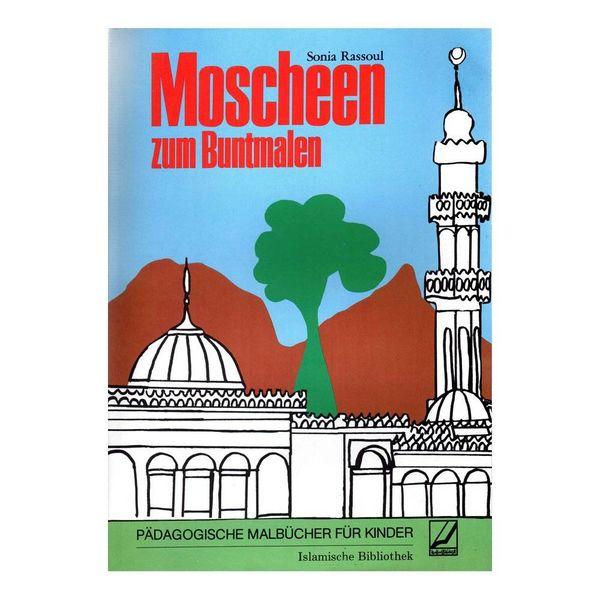 Moscheen zum buntmalen