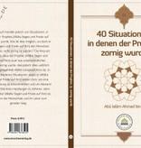 40 Situationen, in denen der Prophet zornig wurde