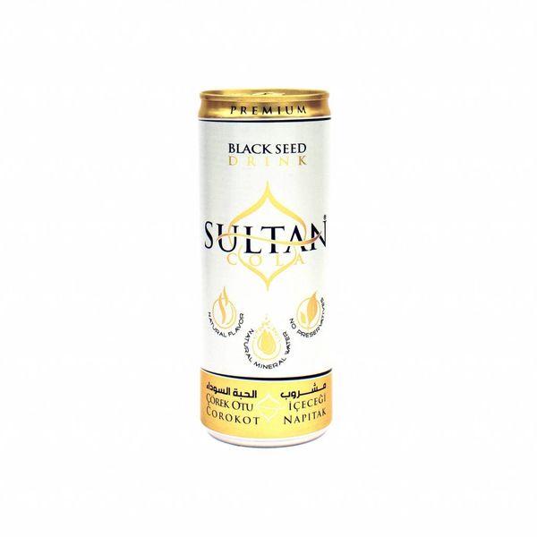 Sultan Cola Schwarzkümmel