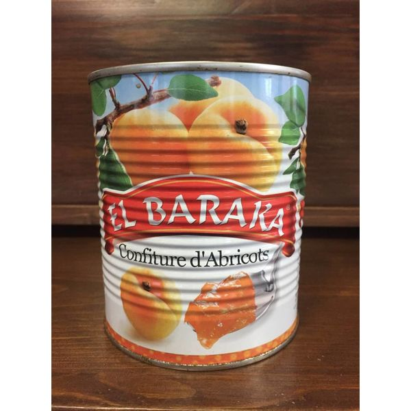 Aprikosen Marmelade delight Marokko