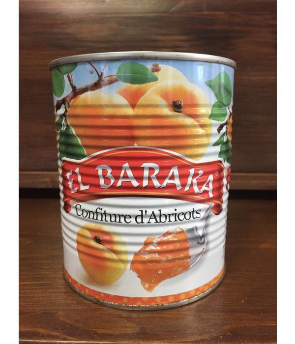 Aprikosen Marmelade delight EL BARAKA