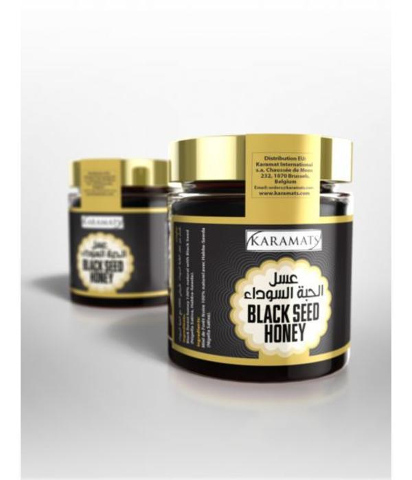 Schwarzkümmel Honig 100 % -ANGEBOT-