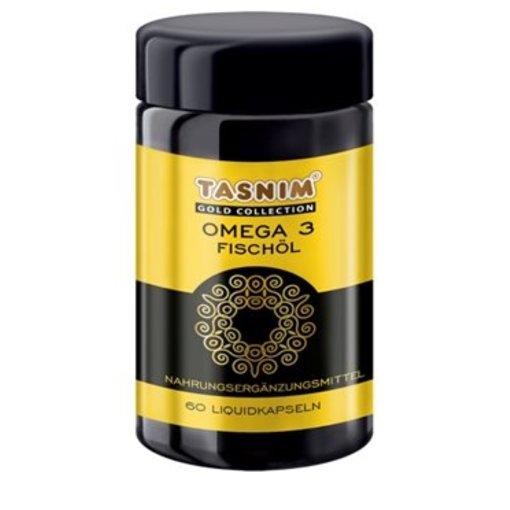 Omega 3 Fischöl, 60 Kapseln
