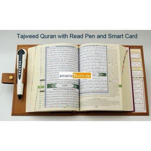Quran Tagwied mit Lesestift / Read Pen (türkisch/deutsch)