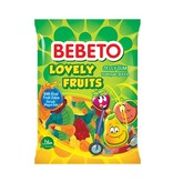Bebeto Lovely Fruits 80g