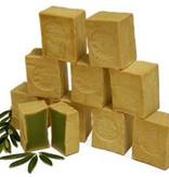Naturseife 100% Lorbeeröl Olivenöl