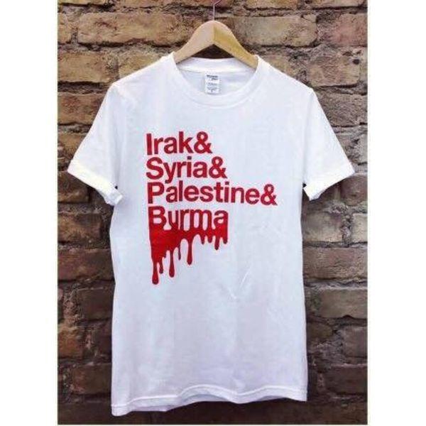 T-Shirt Blut