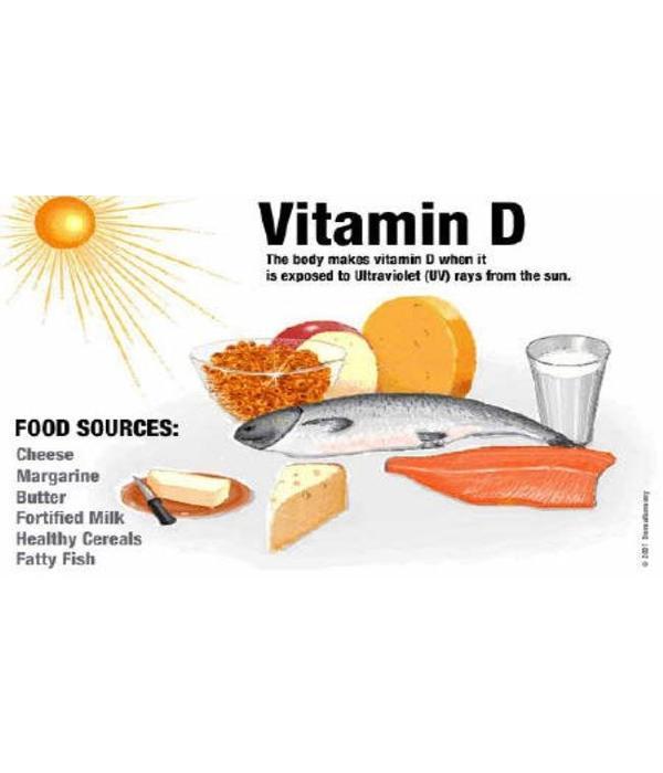 Vitamin D3, 60 Kapseln