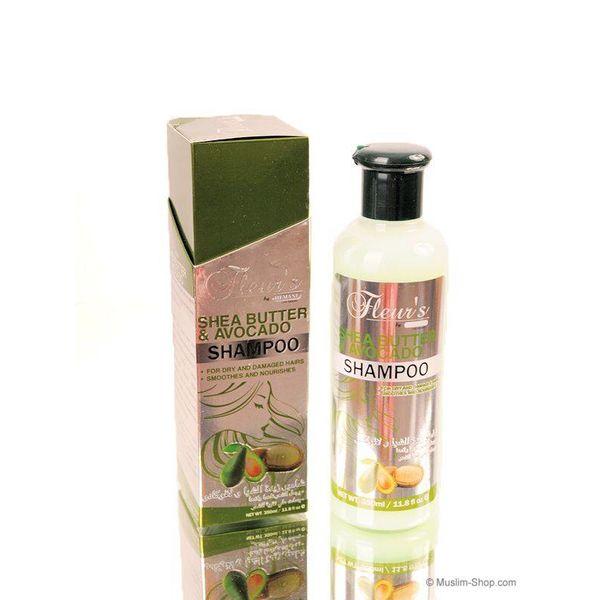 Shampoo mit Avocadoextrakt von Hemani