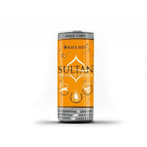 Orange Drink- Mandarine, Kurkuma