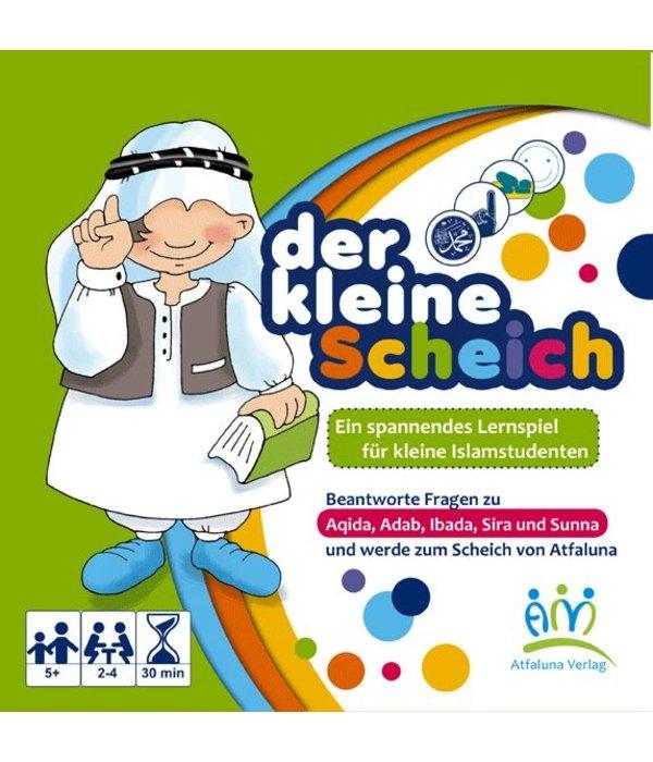 """Brettspiel """"Der kleine Scheich"""""""