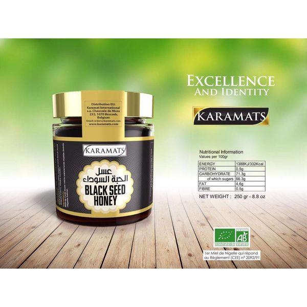Schwarzkümmel Honig