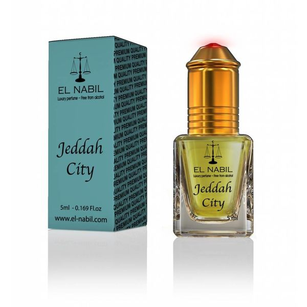 El Nabil - Jeddah City 5ml
