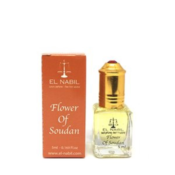 El Nabil - Flower of Soudan 5ml