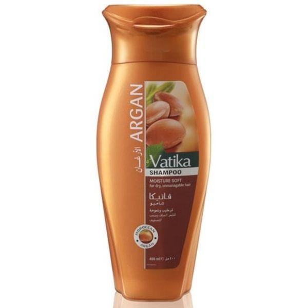 Vatika Arganöl Shampoo 400 ml  Bigpack