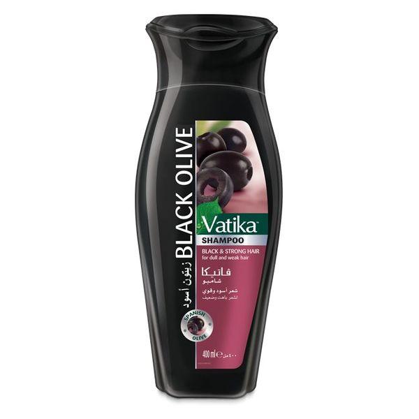 Vatika Black Olive Shampoo 200 ml