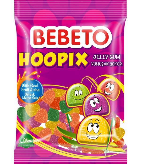 BEBETO Jelly Gum Hoopix