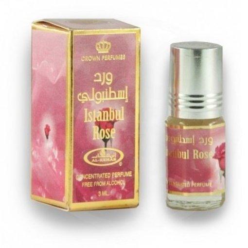 Al Rehab Istanbul Rose - 3ml