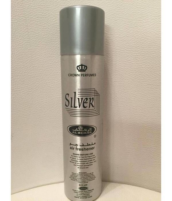 Raumspray Silver