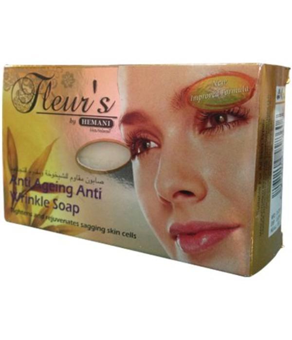 Fleurs Anti Ageing Anti Wrinkle Soap/Seife