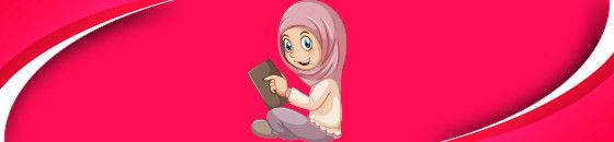 Für die Kleine Muslima