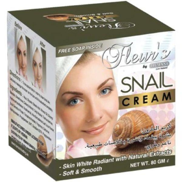 Snail Cream / Schneckencreme Hemani