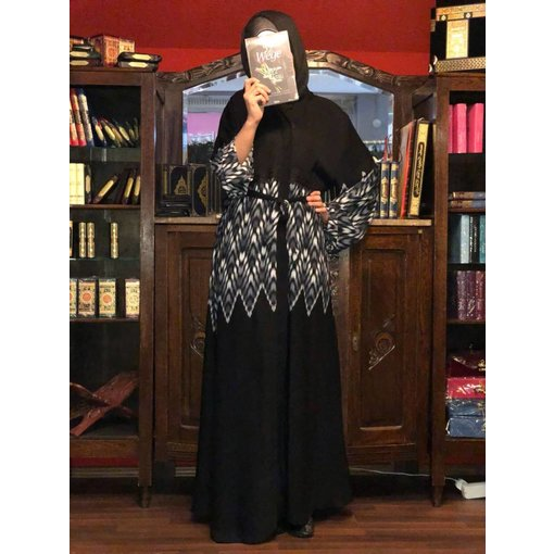 JORDANIEN COLLECTION ABAYA 15