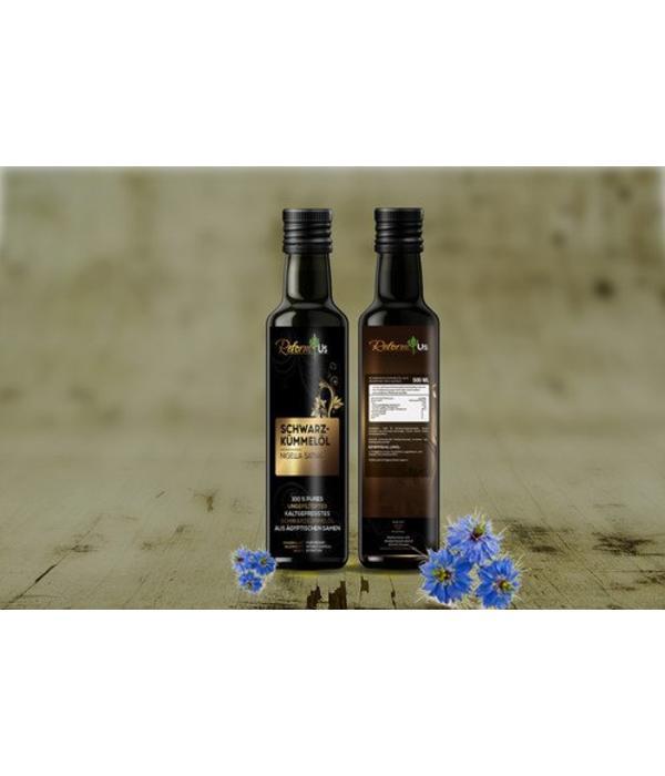 Schwarzkümmel Öl - 500ml