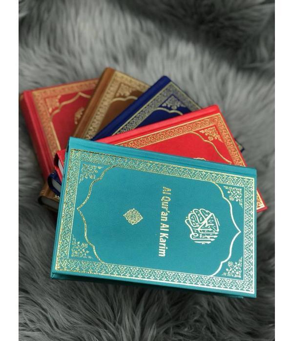Al-Qur'an Al-Karim (Deutsch)