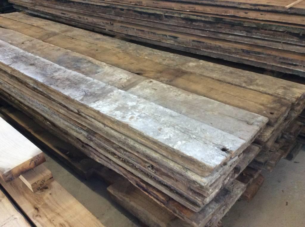 Oude Eiken Vloer : Oude eiken vloerdelen rawwood