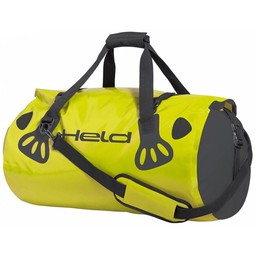 Held Biker Fashion Carry-bag 30/60 liter Zwart/Neon geel