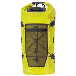 Held Biker Fashion Roll-Bag rugzak 40/60/90 liter Zwart/Neon Geel