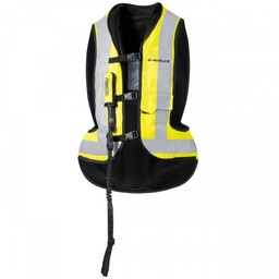 Held Biker Fashion Air vest Neongeel
