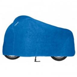 Held Biker Fashion Motorhoes blauw voor binnengebruik