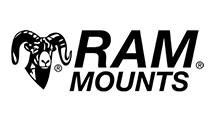 RAM Mounts Antidiefstal slot Ram mount