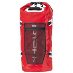Held Biker Fashion Roll-Bag rugzak 40/60/90 liter Wit/Rood