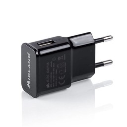 Midland Midland wall adapter USB 5V-1A