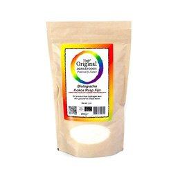 Original Superfoods Biologische Kokosnoot Rasp Fijn 250 gram