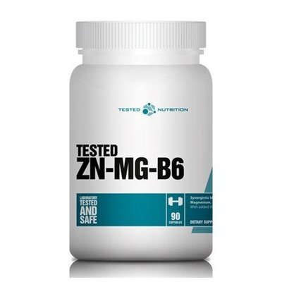 Tested Tested ZMA (ZN-MG-B6)