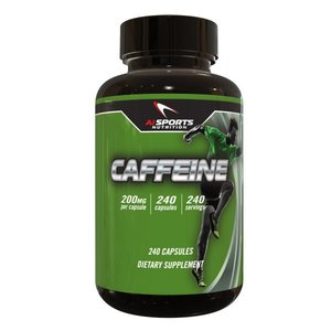 AI Sports Caffeine 240 capsules