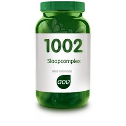AOV 1002 Slaapcomplex 30 vegacaps