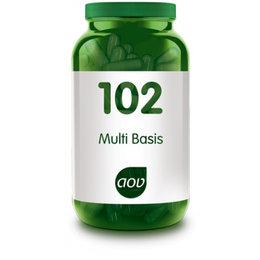 AOV 102 Multi Basis 120 vegacaps