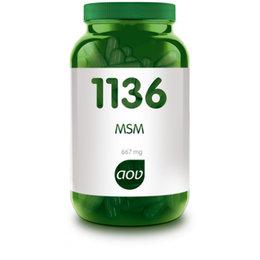 AOV 1136 MSM 90 vegacaps