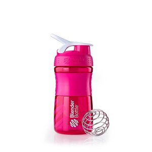 BlenderBottle SportMixer Baby 590 ml Roze
