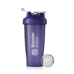 BlenderBottle Classic Full Color 820 ml Paars