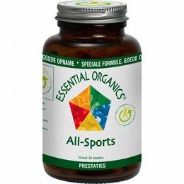 Essential Organics All Sports 90 tabletten