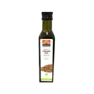 Mattisson Lijnzaadolie (Raw Organic) 250 ml